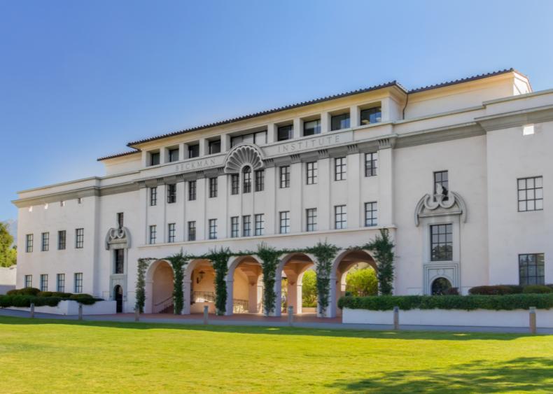 #8. California Institute of Technology