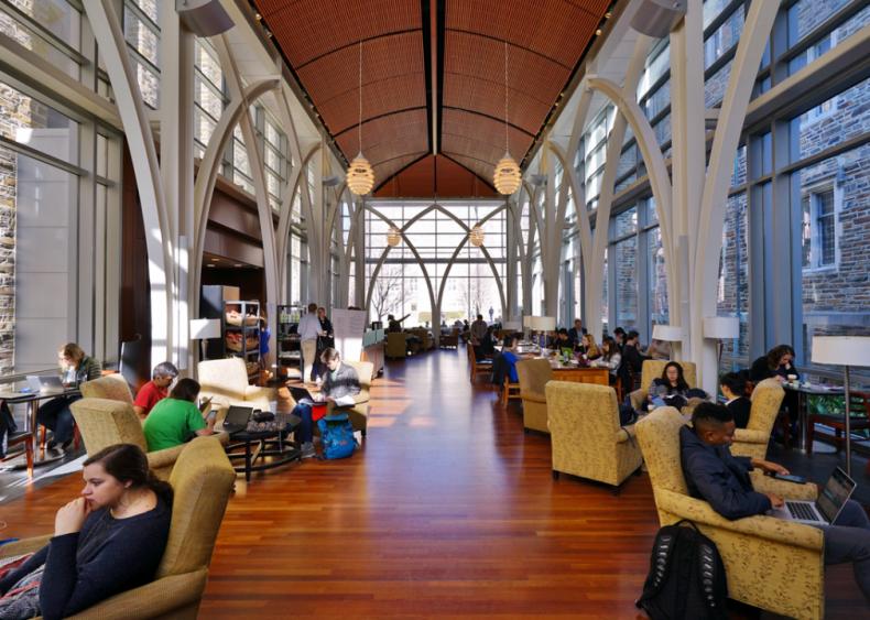 #5. Duke University