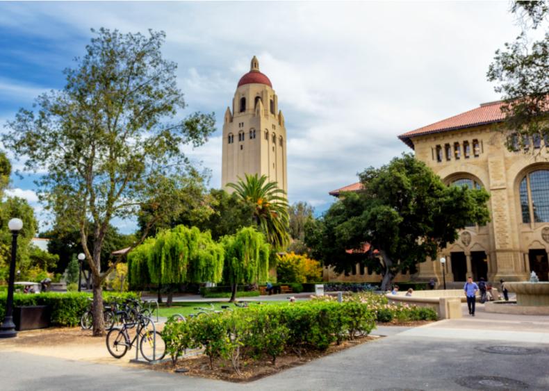#3. Stanford University