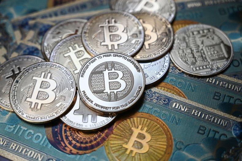 bitcoin crypto currency.
