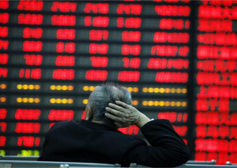 2015-2016: China's stock market crash