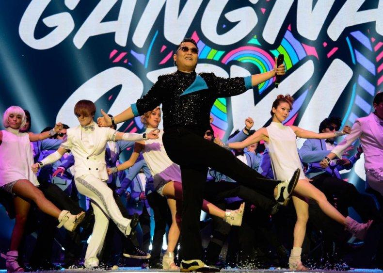 'Gangnam Style' by PSY