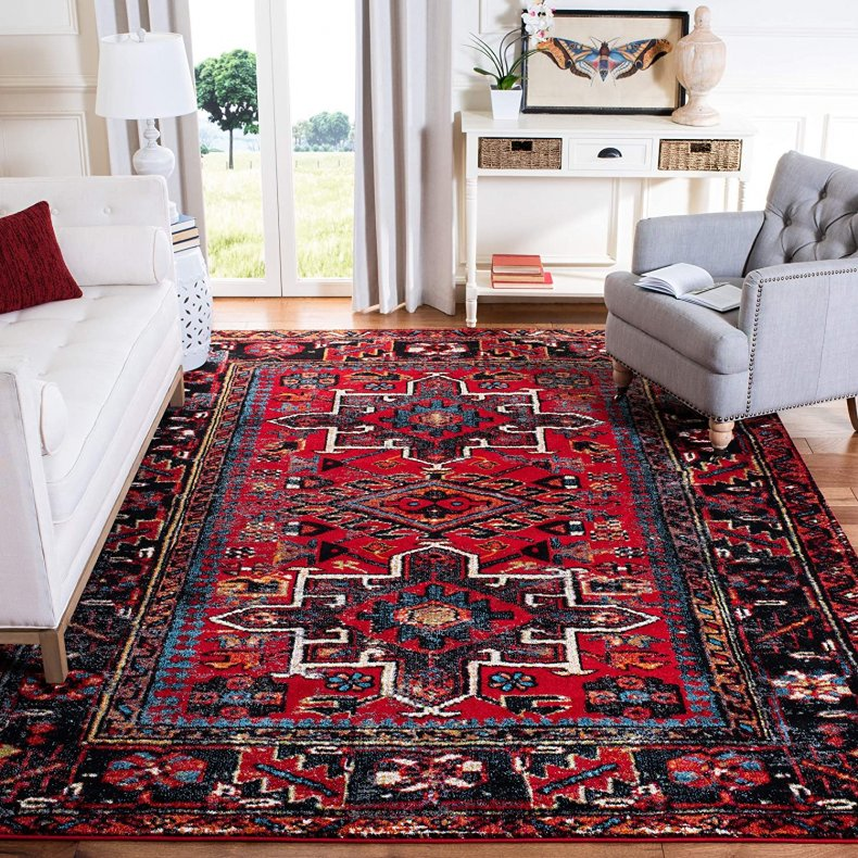 Traditional Persian Area Rug