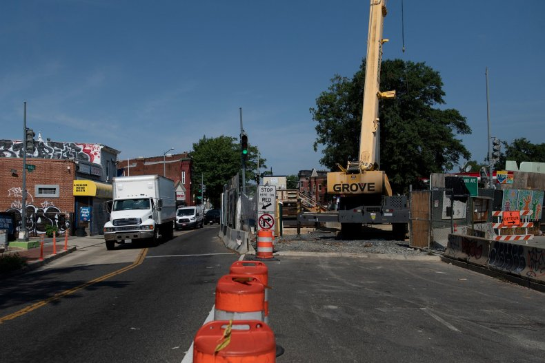 Senate set to vote on infrastructure Saturday