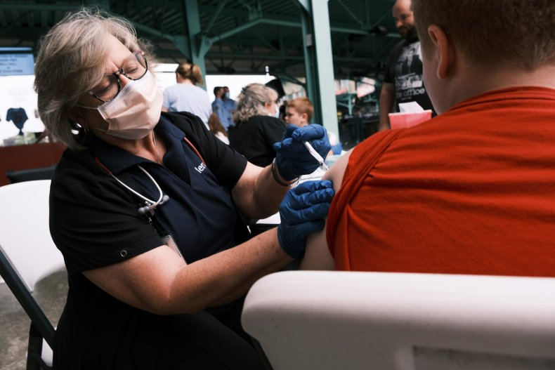Missouri COVID-19 vaccine
