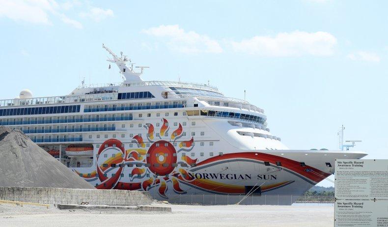 Norwegian Cruise Line in Florida