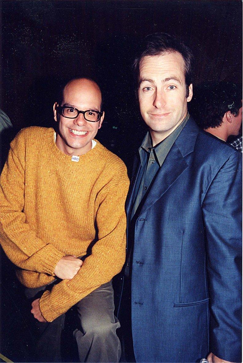 David Cross & Bob Odenkirk