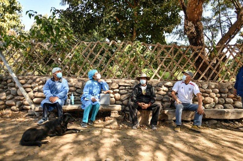 Peru Lambda Variant Origin Coronavirus South America