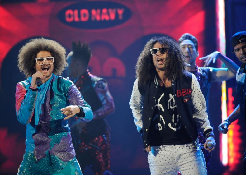 2011: 'Party Rock Anthem'
