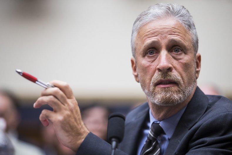 Jon Stewart Testifies on 9/11 Victim Compensation