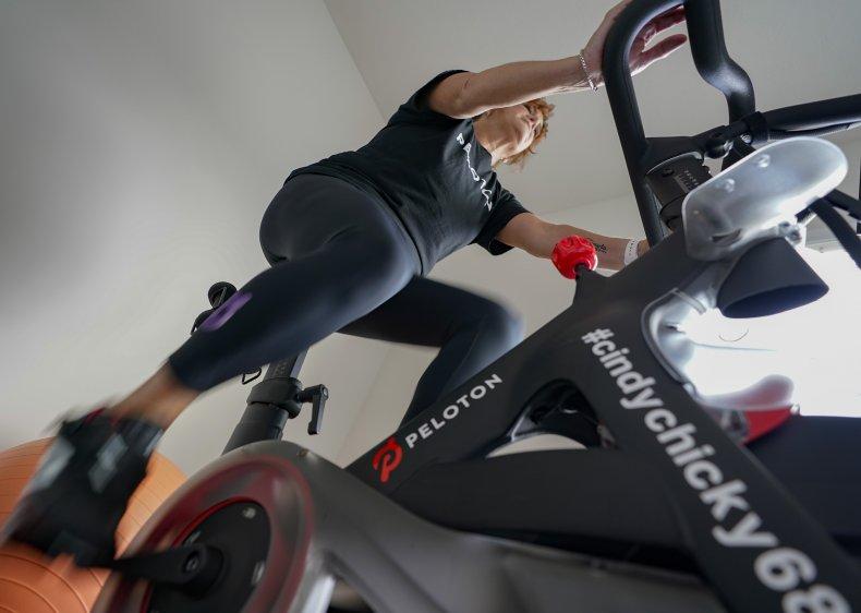 Pandemic Causes Gym Closures