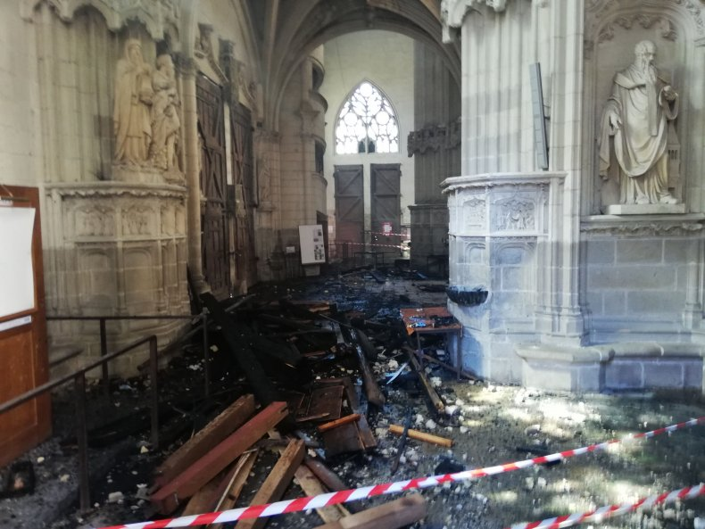 Nantes Catholic priest murder