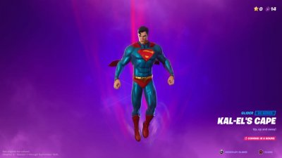 Superman Appears in Fortnites Battle Pass