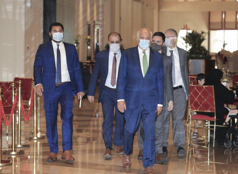 U.S. Warns Taliban Not to Take Aghanistan