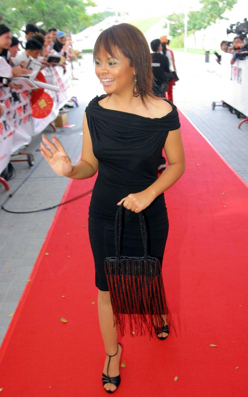 Malaysian Singer Siti Sarah
