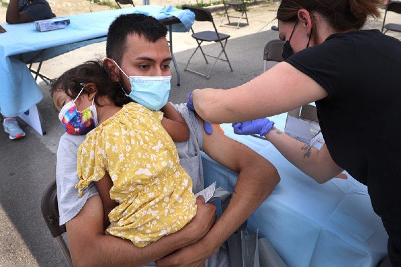 Kids Vaccine Hospitalizations Delta Variant Children Pediatrians