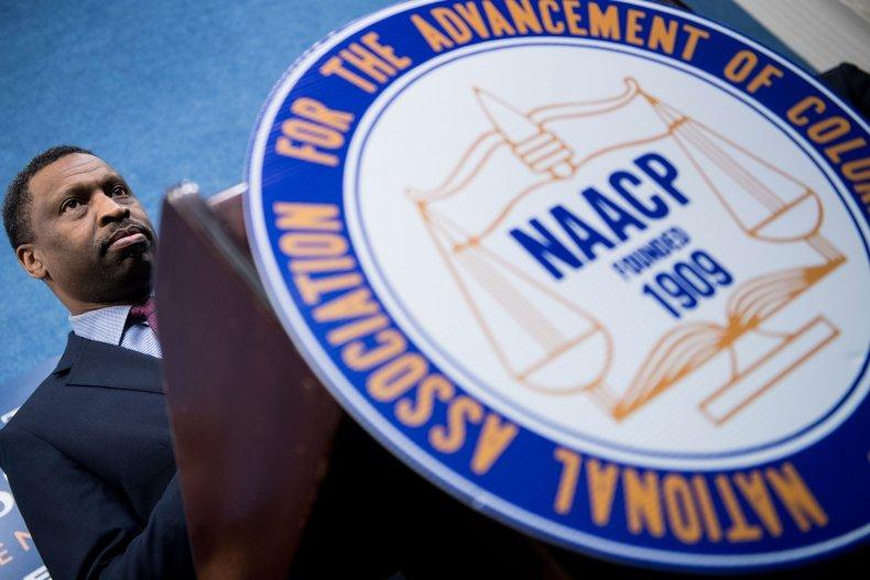 NAACP Louisiana teacher firing n-word Julie Colley