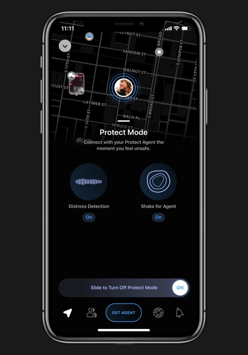 Citizen shares its new Protect feature.