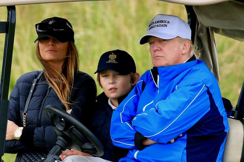 Donald Trump faces wealth investigation over golf