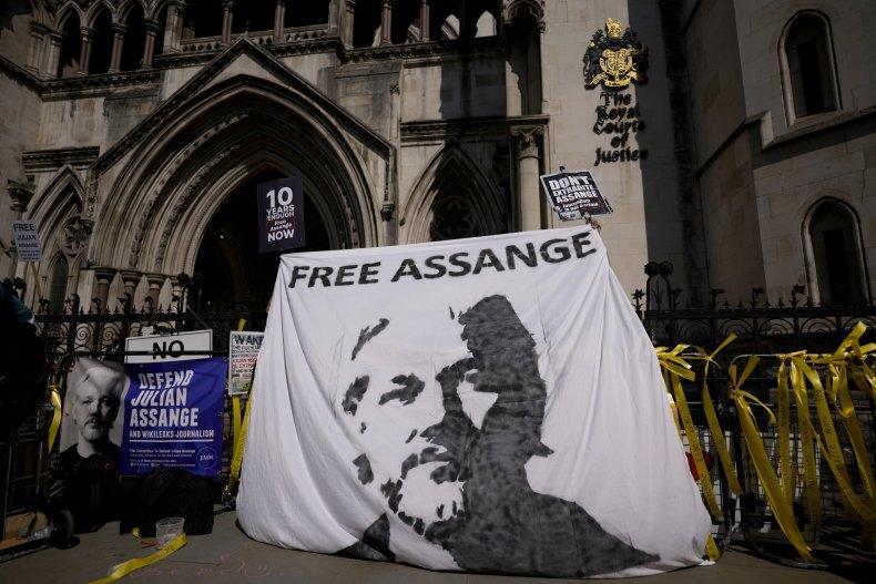 Julian Assange Extradition Block Challenged