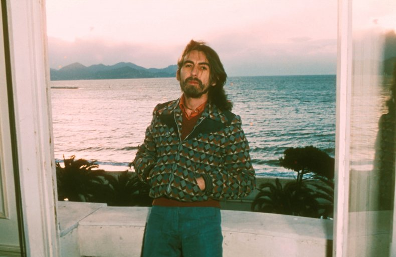 George Harrison-beatlesalbums