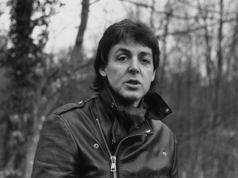 Paul McCartney-beatlesalbum
