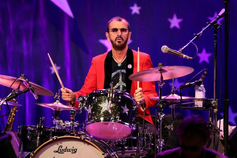 Ringo Starr-Beatles