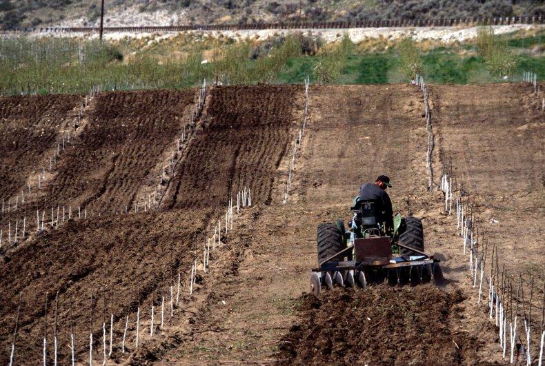Washington State Farmer