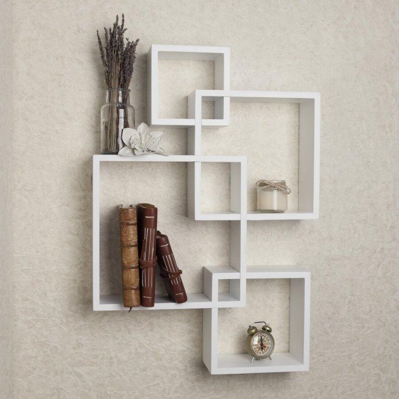 Square Accent Shelf