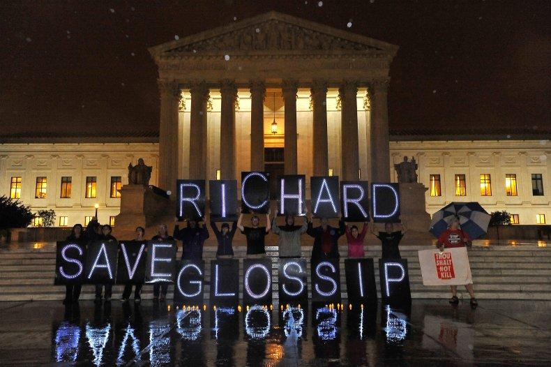 Rally for Richard Glossip
