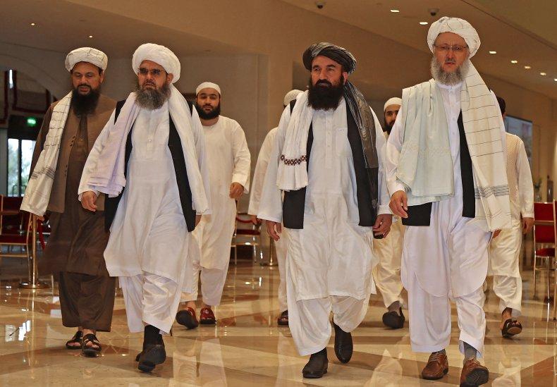 Taliban Officials