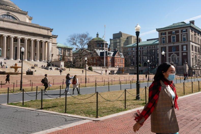 colleges universities covid-19