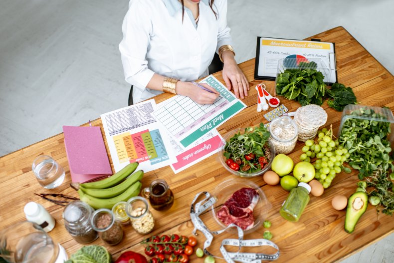 Create meal plans