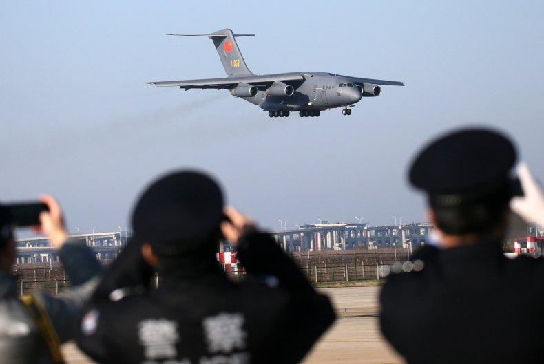 China Military Jets Return to Taiwan ADIZ