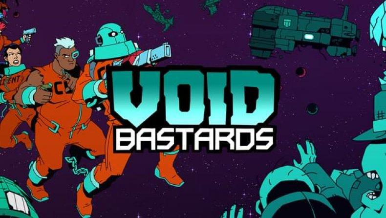 Void Bastards Keyart