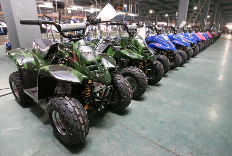 ATV Chase