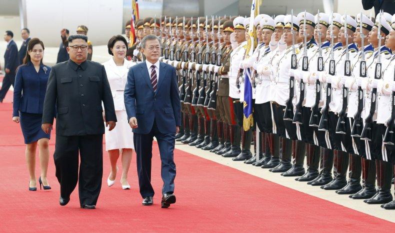 North, Korea, Kim, South, Korea, Moon, Pyongyang