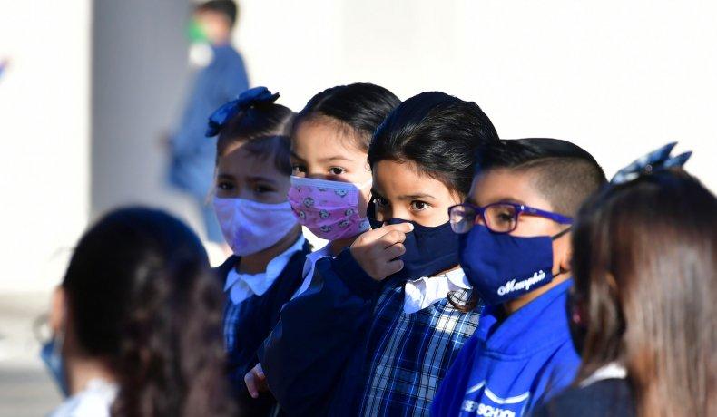 School mask mandate Houston
