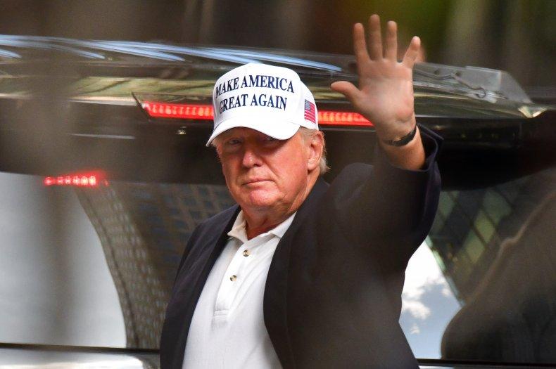 Donald Trump Reinstated Joe Biden Poll Conspiracy
