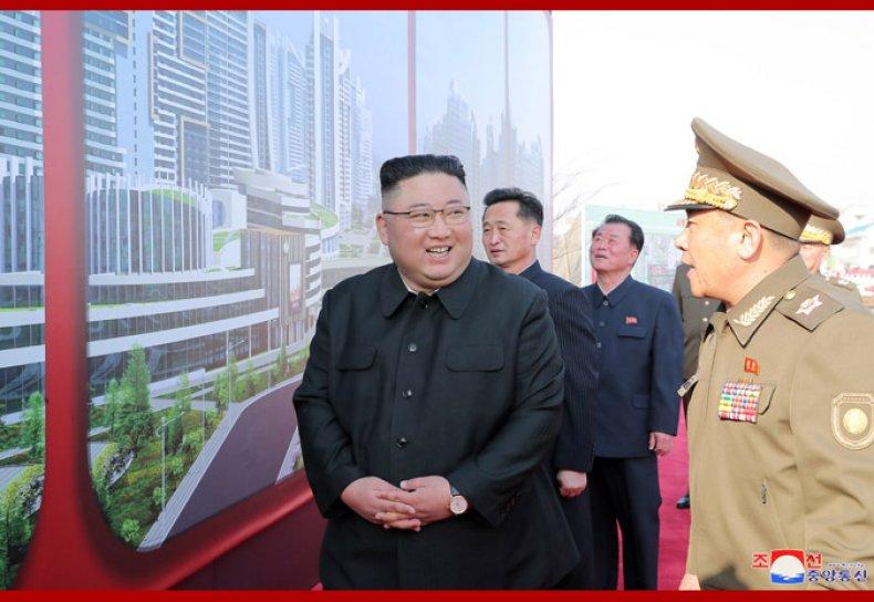 DPRK, Kim, Jong Un, Pyongyang, apartments