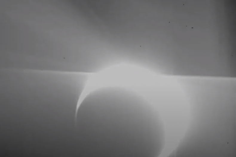 A close up of Venus