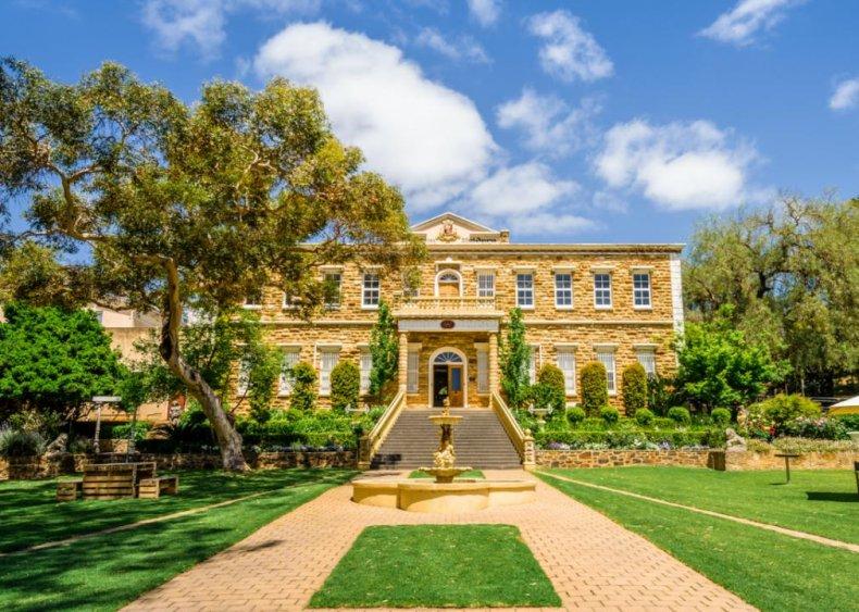 Australia - Chateau Yaldara, Barossa Valley