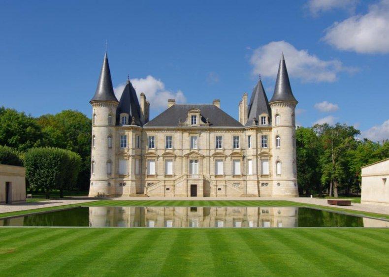 France - Chateau Pichon, Longueville, Bordeaux