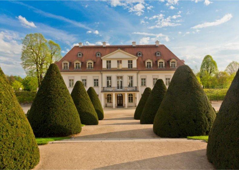 Germany - Wackerbarth Castle, Sachsen