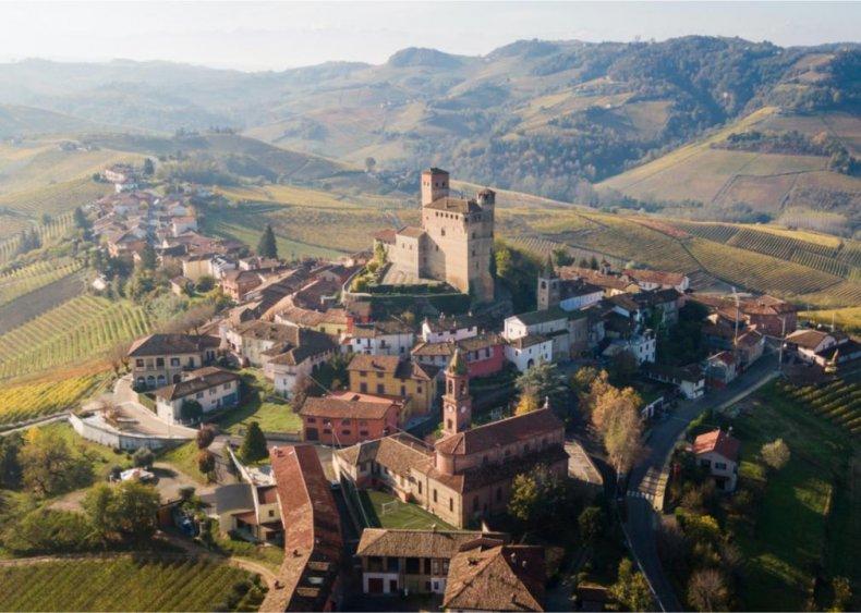 Italy - Serralunga d'Alba, Langhe, Piedmont