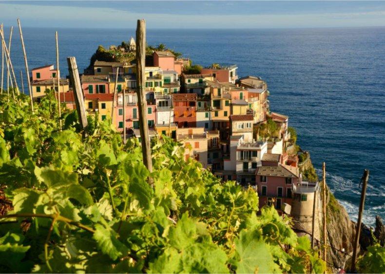 Italy - Cinque Terre, Liguria