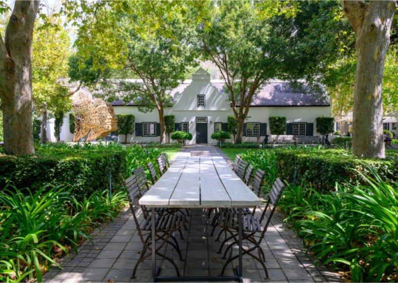 South Africa - Grande Provence Heritage Wine Estate, Franschhoek