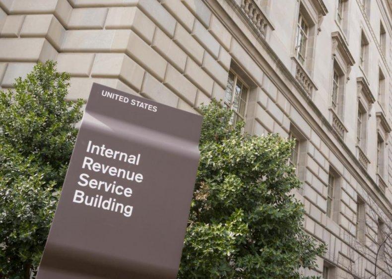 2015: IRS Hack