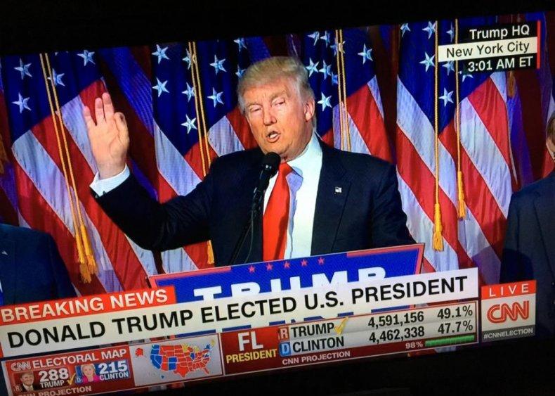 2016: Presidential campaign hacks