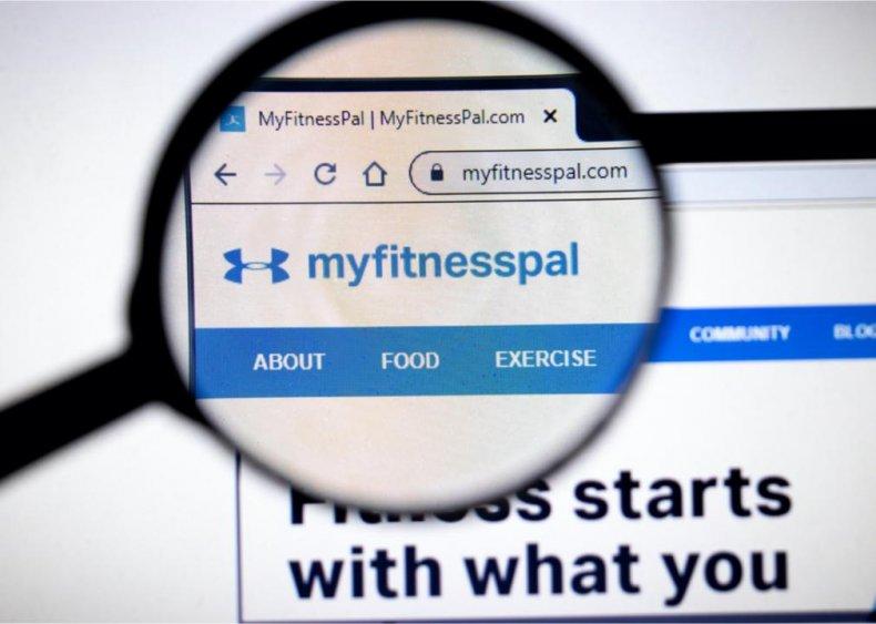 2018: MyFitnessPal hacked